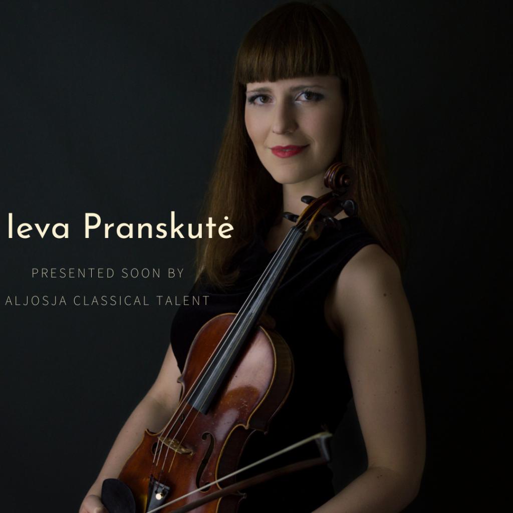 Ieva Pranskute Aljosja Classical Talent