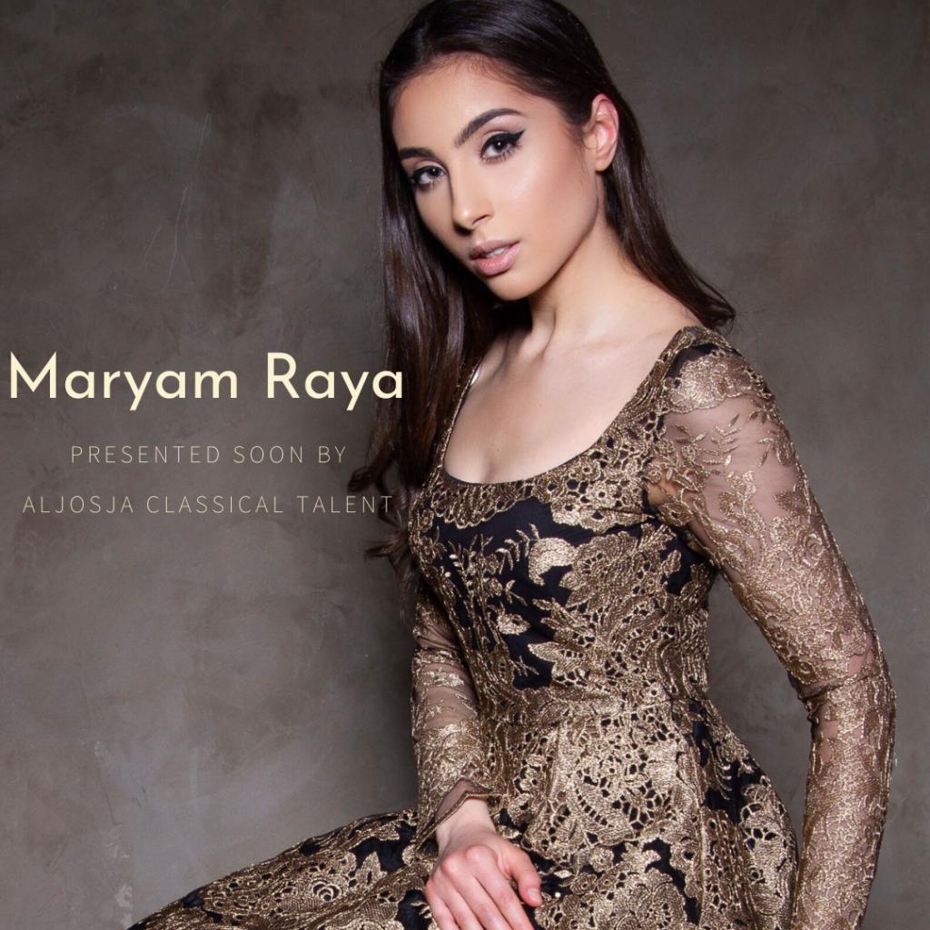 Maryam Raya Aljosja Classical Talent