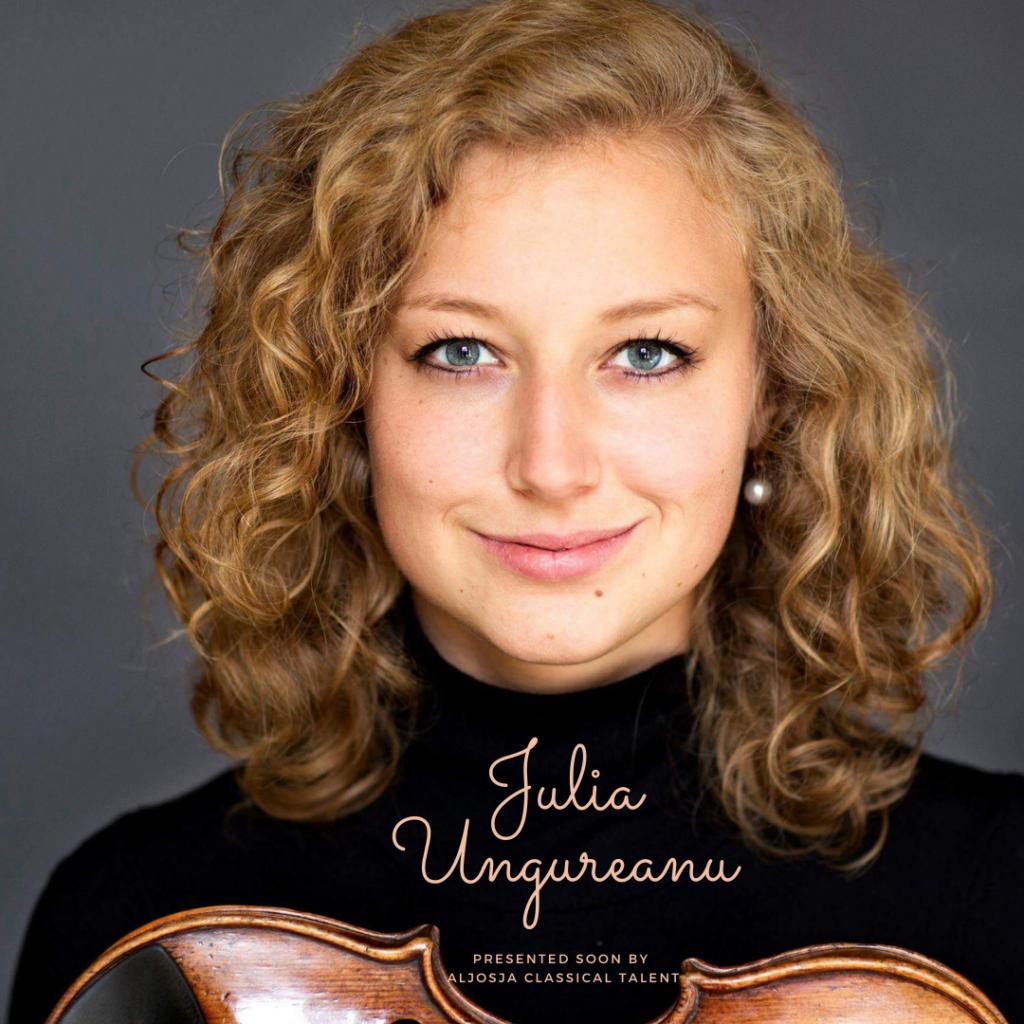 Julia Ungureanu for Aljosja Classical Talent